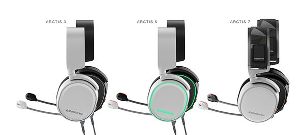 Arctis Lineup