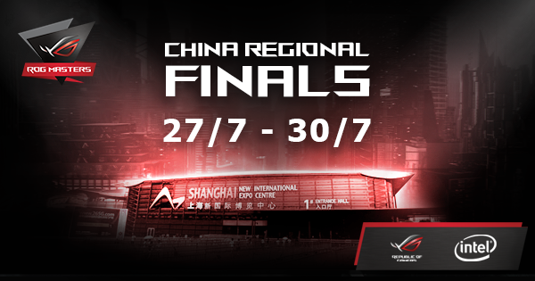 ROG Masters Regional Finals