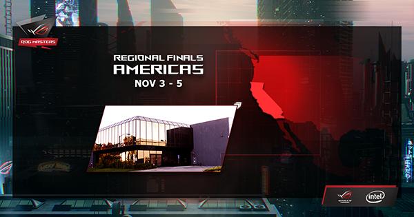 Americas Finals event